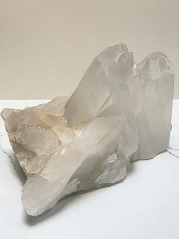 Clear Quartz Showcase Specimen #1