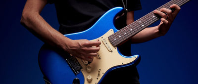 A Look At the Fender Ultra Stratocaster