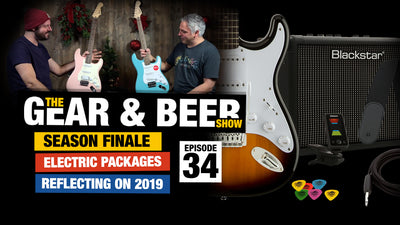 Season Finale Set Trashing + Electric Packages - [EP34] Gear & Beer Show