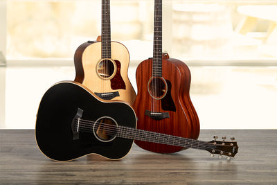 New Model for Taylor Guitars - American Dream AD17 and AD27