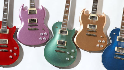 Finding Your Next Epiphone Electric Guitar