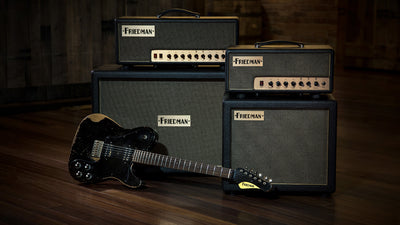 Friedman Amps & Effects - Now Available at Music Villa!