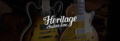 A Look at Heritage Guitars