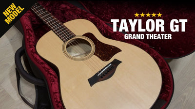 The New Taylor Grand Theater Guitars