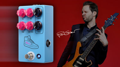 JHS PG-14 Paul Gilbert Signature Overdrive/Distortion Pedal