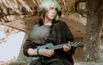 A Look at The Billie Eilish Concert Ukulele