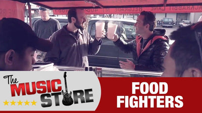 The Music Store: Food Fighters