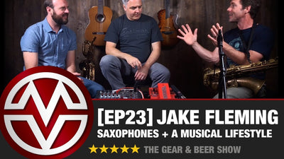 Gear & Beer Show - [EP23] Jake Fleming