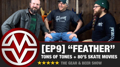 "Gear & Beer Show - [EP9] ""Feather"""