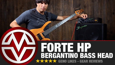 Bergantino Forte HP Bass Head Review