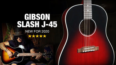 Gibson Slash J-45 - New for 2020!