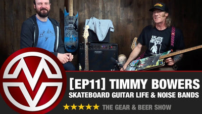 Gear & Beer Show - [EP11] Timmy Bowers