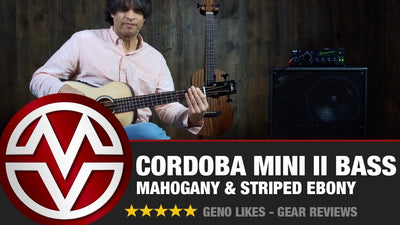 Cordoba Mini II Acoustic Basses - How do they Sound?