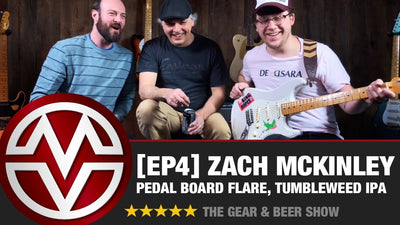 Gear & Beer Show - [EP4] Zachary Isaac McKinley