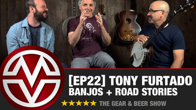 Gear & Beer Show - [EP22] Tony Furtado