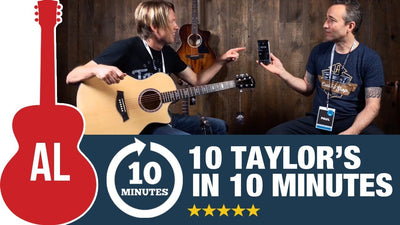 10 Taylor Guitar You Need To Check Out