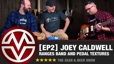 Gear & Beer Show - [EP2] Joey Caldwell from Ranges