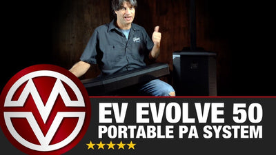 Evolve 50 Portable PA system by Electro-Voice