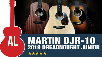The Martin Dreadnought Jr, Now Better Than Ever!