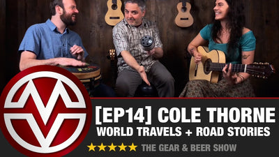 Gear & Beer Show - [EP14] Cole Thorne