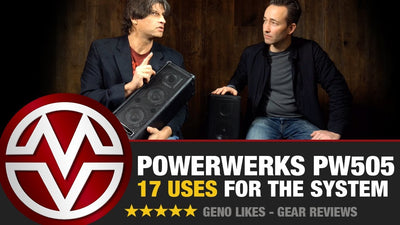 17 Uses for the Powerwerks PW505