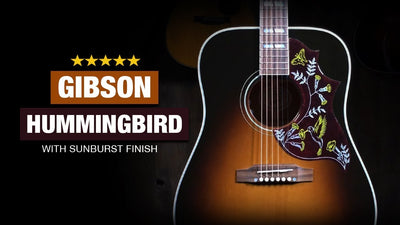 Gibson Hummingbird (Sunburst) - Every Classic Rock Song in One Guitar!