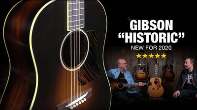 "2020 Gibson ""Custom Historic"" Rundown - Recreating the Classics!"