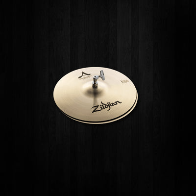 "Zidjian A 14"" New Beat Hi-Hat Pair"