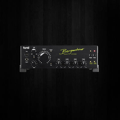 Bergantino Forte Bass Amplifier Head