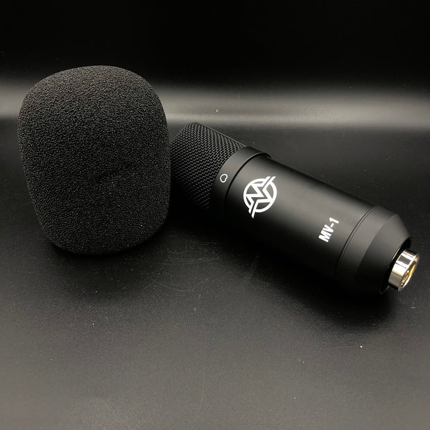The Music Villa MV-1 Condenser Microphone