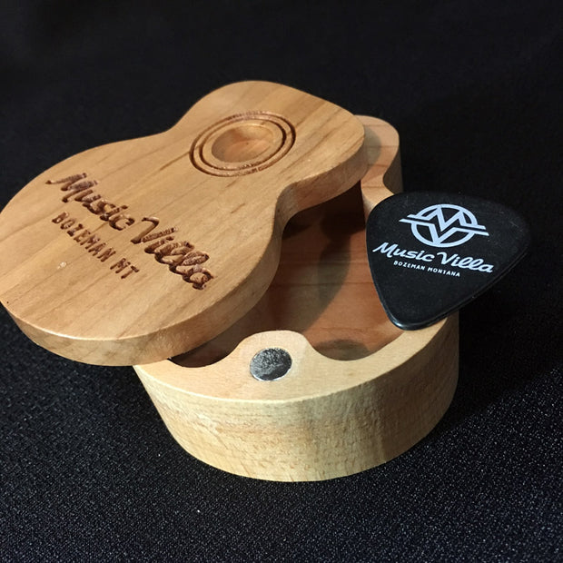 Guitar Pick Storage Box