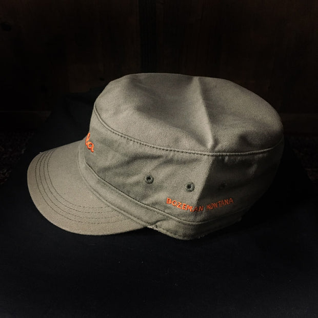 Hat - Military Style