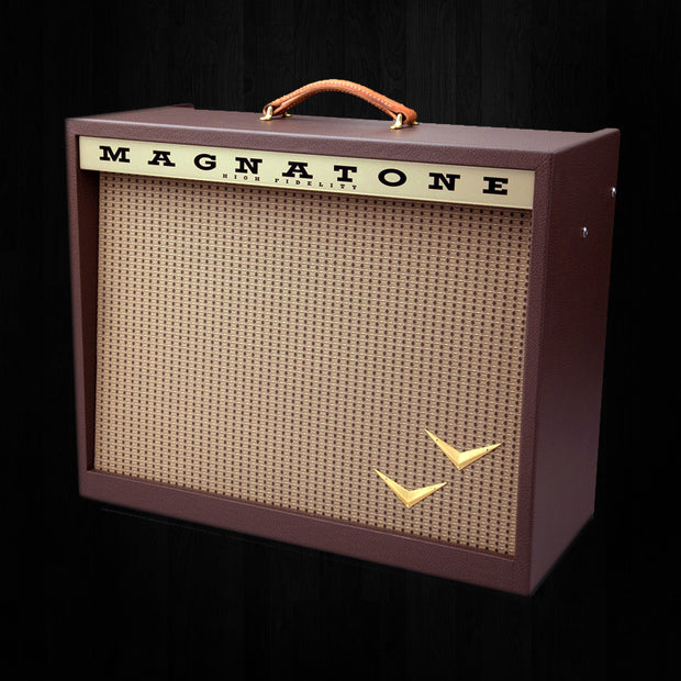 Magnatone Panoramic Stereo 2x10 Amplifier