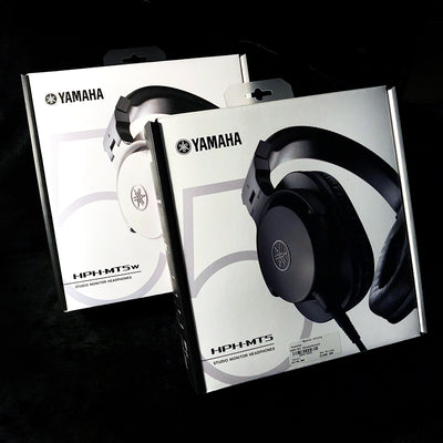 Yamaha HPH-MT5 Studio Monitor Headphones