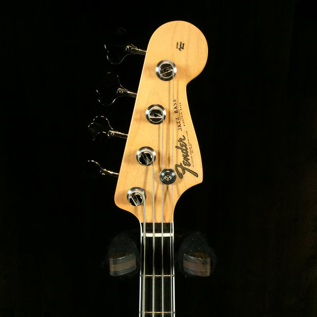 Fender Rarities Flame Ash Top Jazz Bass (USED)