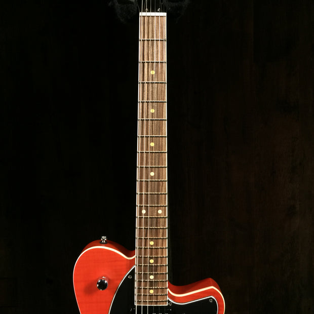 Reverend Reeves Gabrels Signature Orange Flame