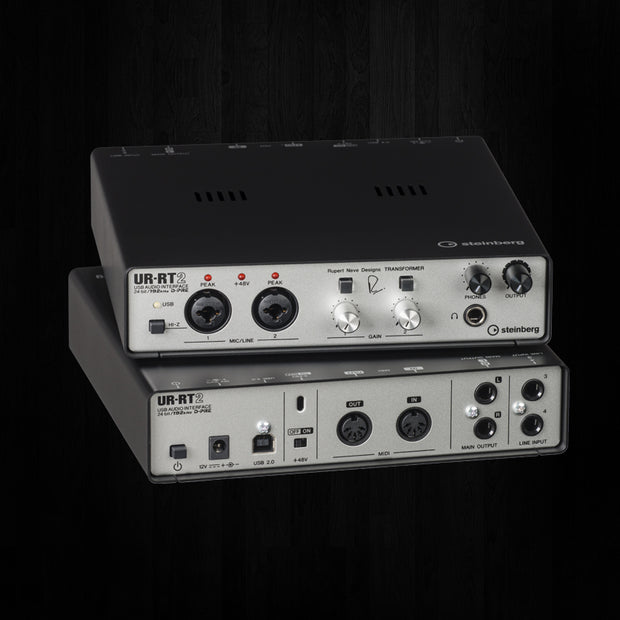 Steinberg UR-RT2 Audio Interface with Rupert Neve Transformers