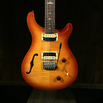 Paul Reed Smith SE Custom 22 Semi-Hollow Vintage Sunburst