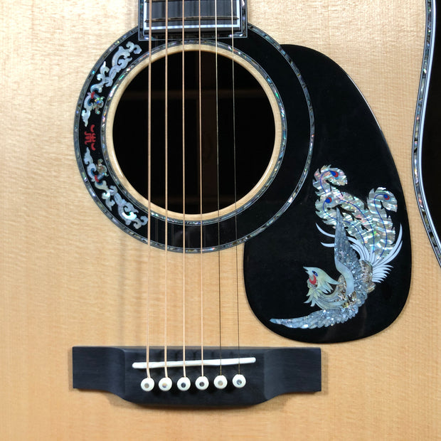 "Martin 2017 Custom Shop ""Dragon"" (used)"