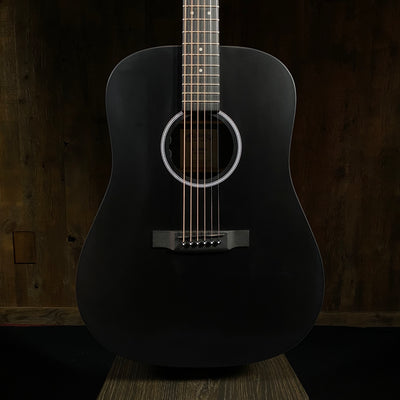 Martin D-X1E Black Dreadnought