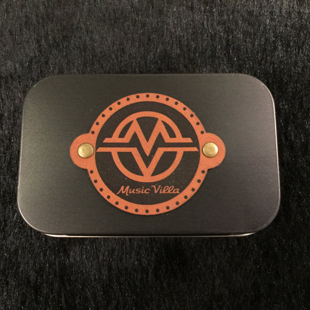 Rattlesnake Music Villa Pick Tin