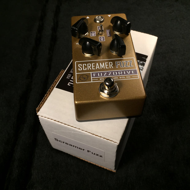 Cusack Music Screamer Fuzz v3 Fuzzdrive