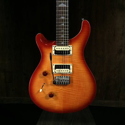 Paul Reed Smith SE Lefty Custom 24 Cherry Burst