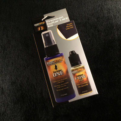 Premium Guitar Care Kit