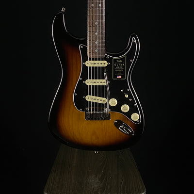 Fender American Ultra Luxe Stratocaster (8953)