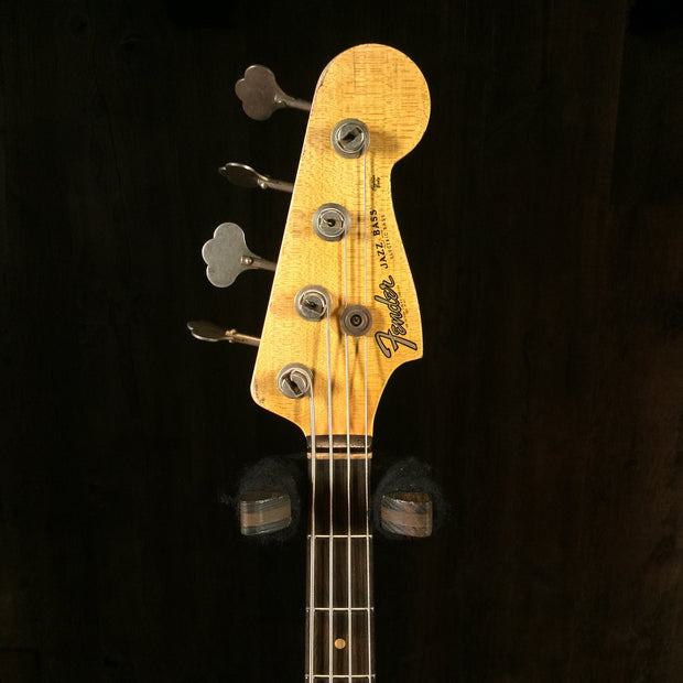 Fender Custom Shop '60s Jazz Bass Ocean Turquoise Heavy Relic