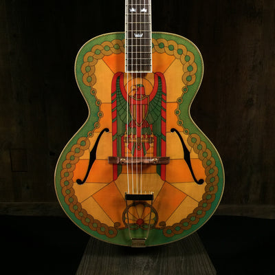 Gibson L5 Stained Glass  (2001)