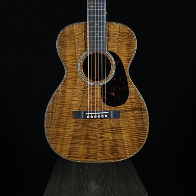 Martin 2019 Single-0 Highly Figured Koa (Used)