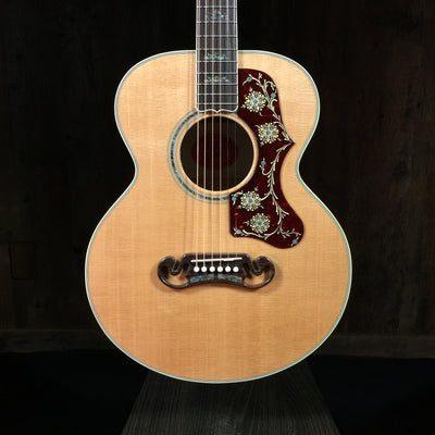 Gibson 200 Parlor Blue Stain