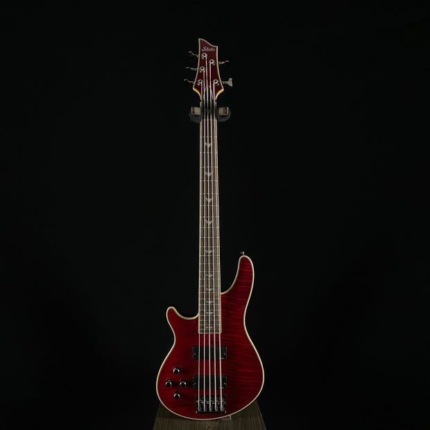 Schecter Omen Extreme 5 string Bass Lefty (0096)